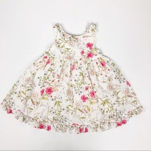 Savannah 18 Month Baby Girl Country Chic Dress